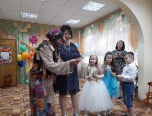 выпускной детсад