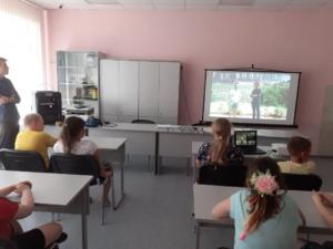 """онлайн-экскурсия """"Дача Головкина"""""""